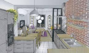 dessiner une cuisine en perspective perspective cuisine dessin 5 e3 jpg ohhkitchen com