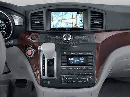 minivan nissan quest interior 2011 nissan quest radio interior photo automotive com
