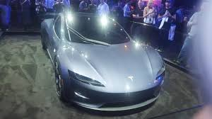 tesla roadster concept electric cargo ship in china tesla roadster vs project one