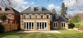 Octagon Home by 6 Bed Luxury Property Weybridge Surrey Ashridge House Octagon