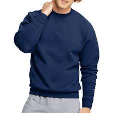 Russell Men U0027s Fleece Full Zip Hood Sweatshirt Walmart Com