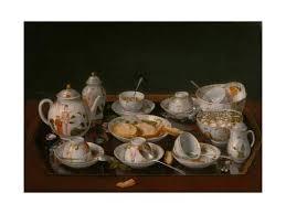 cuisine etienne tea set 1781 1783 giclee print by jean étienne liotard at com