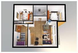 mini modern four bedroom house plans modern house design idea