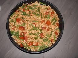 cuisine haricots verts coquillettes tomate haricots verts un amour de cuisine