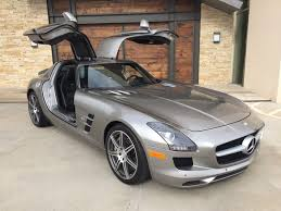 sugarland mercedes pre owned 2011 mercedes sls coupe in sugar land p11646