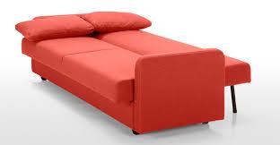 Orange Sofa Bed by Orange Sofa Bed Flex Orange Sleeper Sofa Cb2 Thesofa