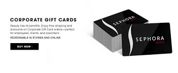 corporate gift cards corporate gifts my smexi clothes sephora
