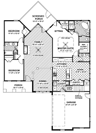 The Ansley Floor Plan Cadley Rustic Ranch Home Plan 013d 0136 House Plans And More
