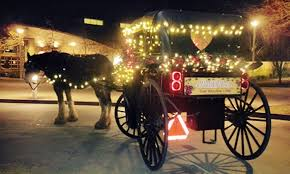 lights of livermore holiday tour livermore wine and carriage in san francisco groupon