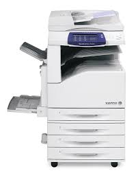 amazon com xerox workcentre 7435 color multifunction copier