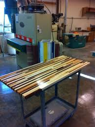 Hardwood Table Tops by Scrap Wood Table Top By Mattm24 Lumberjocks Com Woodworking