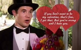 Be My Valentine Meme - if you don t want to be my valentine that s fine i get that but