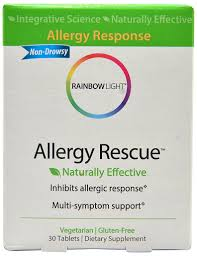 rainbow light multivitamin side effects rescue non drowsy 30 tablets rainbow light