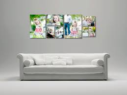ideas for displaying photos on wall adding color to your wall ideas for displaying your photographs