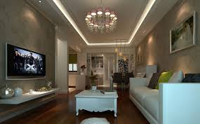 Living Room Chandelier by Interior Design Beautiful Dining Room With Best Lighting Ideas
