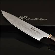 kitchen carving knives vg10 knife chef cleaver carving knife damascus steel