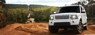 land rover discovery 4 off road land rover discovery 4 white 4k hd desktop wallpaper for 4k