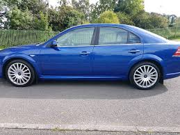 stunning 2007 ford mondeo 2 2 st tdci motd may 2018 service