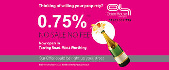 Estate And Letting Agents In Estate Letting Agents Worthing Low 0 75 Rate Open House