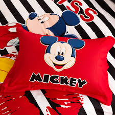 Mickey And Minnie Comforter Mickey Mouse Comforter Set Twin And Queen Ebeddingsets