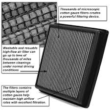 lexus gs 350 oil filter is250 is350 gs350 gs430 reusable u0026 washable replacement high