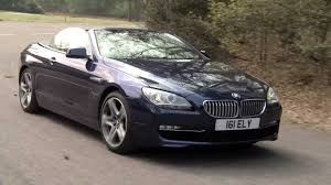 bmw 6 series convertible review bmw 6 series convertible review