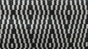 black and white fabric pattern chequered black and white fabric texture hd stock footage background