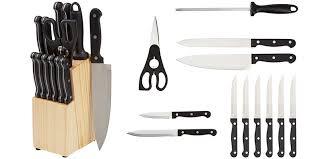 amazonbasics 14 piece knife set review our best picks