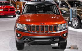 jeep crossover 2015 2012 chicago auto show 2012 jeep compass true north photo u0026 image
