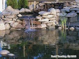 Pictures Of Backyard Waterfalls by Waterfall For Pond Or Water Garden Building Cascading Pond