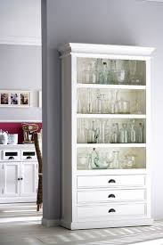 white solid wood bookcase 39 best vitrineskabe images on pinterest big salad bookcase and