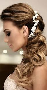 side swoop hairstyles hair side swept wedding hairstyles to inspire 2342898 weddbook