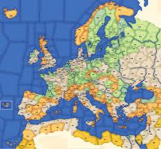 mapa europe maps europa universalis ii eu wiki fandom powered by wikia