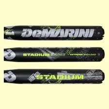 demarini slowpitch bats demarini stadium cl22 pitch softball bat dxst2 discontinued