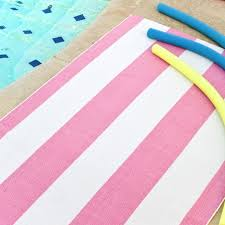 Pink And White Striped Rug Pink Striped Rug Uk Home Design Ideas
