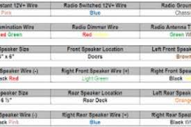 2003 nissan altima car stereo radio wiring diagram wiring
