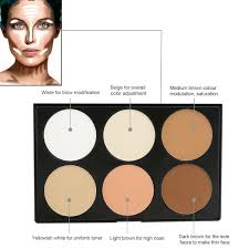 ruimio makeup contour kit highlight and bronzing powder palette