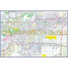 map of pomona california ontario pomona chino rancho cucamonga california map