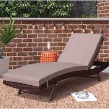 Chaise Lounge Patio Furniture Outdoor Lounge Chairs