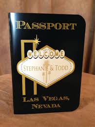 wedding invitations las vegas las vegas passport wedding invitation passport wedding invitation