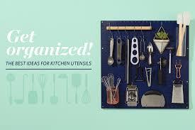 11 smart ways to organize your cooking utensils kitchn