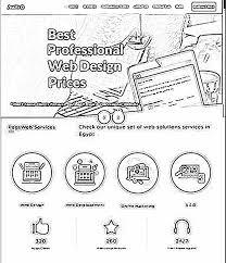 web design company in egypt web design egypt pegsweb