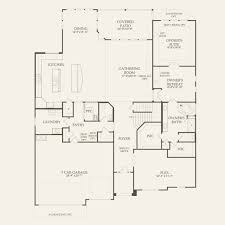 French Provincial Floor Plans by Provincial At Heritage Oaks At Pearson Place In Austin Texas Pulte