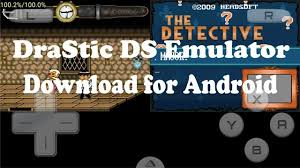 drastic ds android apk drastic ds emulator apk app free for android