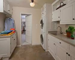 laundry room with cabinets and neutral wall colors good paint