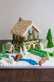gingerbread houses that really are visions of sugarplums
