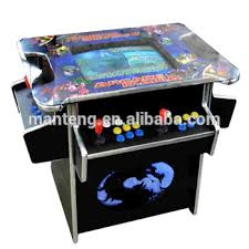 Pacman Game Table by 3 Sides Of Cocktail Arcade Game Machine With 1000 Games Buy Pac