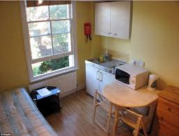 Londons Smallest Flats Where You Can Reach The Hob From Your BED - One bedroom flats london