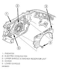 2001 Dodge Dakota V6 Engine Diagrams How Do I Remove The Radiator In My 2002 Dakota With A C And Auto