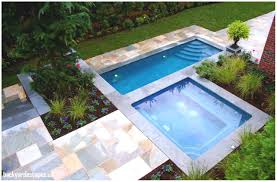 lap pool small backyard home outdoor decoration